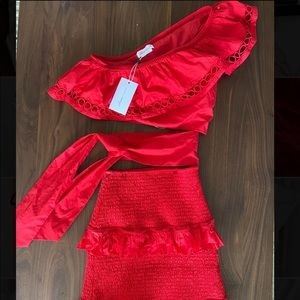 REVOLVE Penn Mini Dress